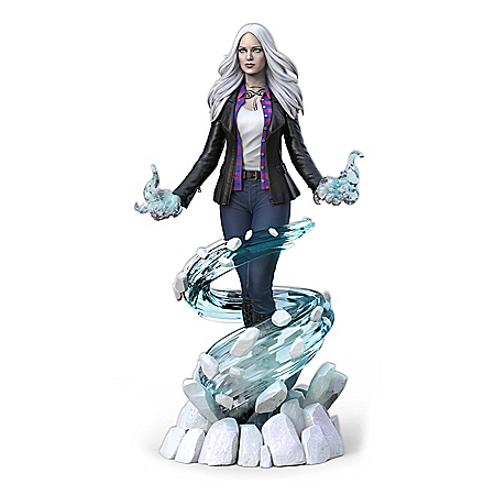 The Dresden Files Molly Carpenter Winter Lady Figurine
