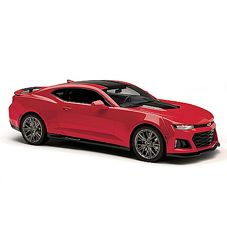 1:18-Scale 2017 Chevrolet Camaro ZL1 Coupe Sculpture