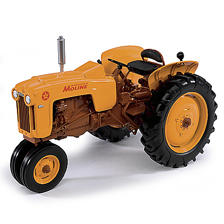 1:16-Scale Minneapolis Moline 4 Star Diecast Tractor