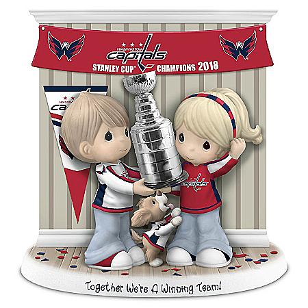 Capitals® Stanley Cup® Porcelain Figurine