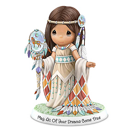 Laurie Prindle Precious Moments Bisque Porcelain Figurine