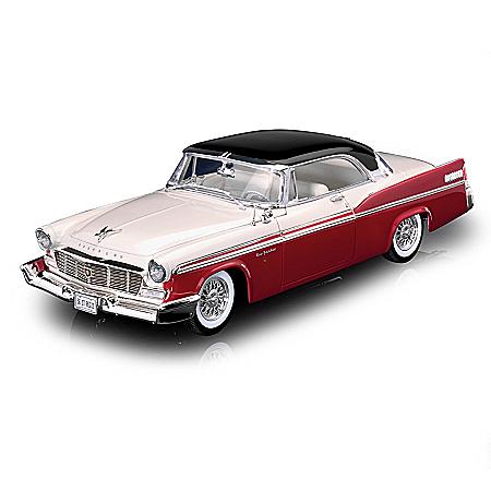 1:18-Scale 1956 Chrysler New Yorker St. Regis Diecast Car