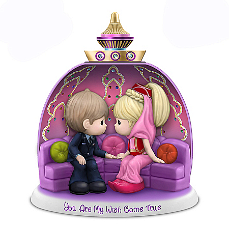 I Dream Of Jeannie Precious Moments Porcelain Figurine