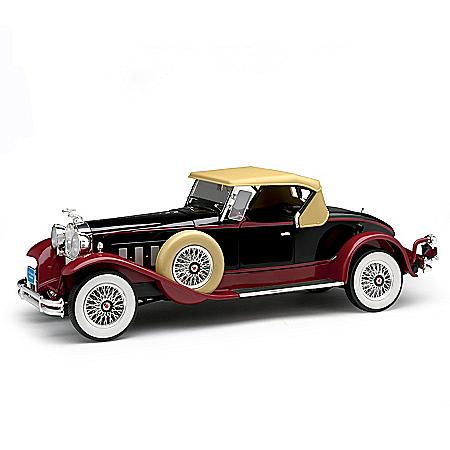 1:18-Scale 1930 Packard Boattail Speedster Diecast Car