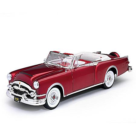 1:18-Scale 1953 Packard Caribbean Convertible Diecast Car