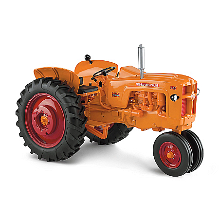 1:16-Scale Minneapolis-Moline 445 Gas Narrow Front Diecast Tractor