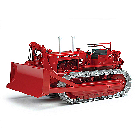 1:25-Scale International Harvester TD-24 Diecast Tractor