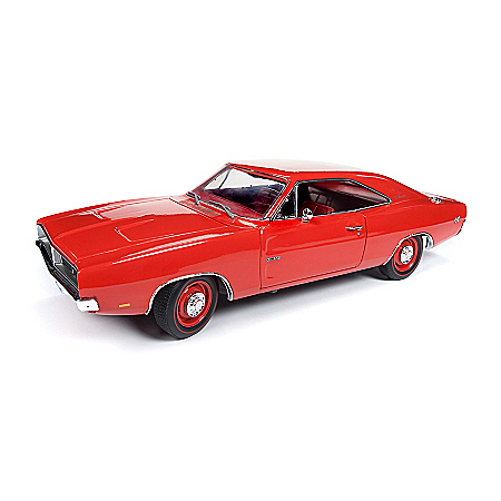 1:18-Scale 1969 Dodge Charger R/T Diecast Car