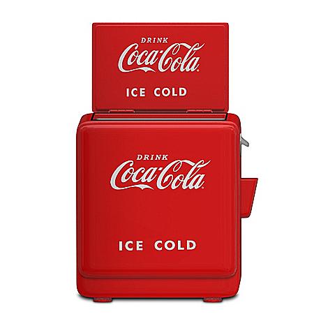 1930 COCA-COLA Miniature Vending Machine Sculpture