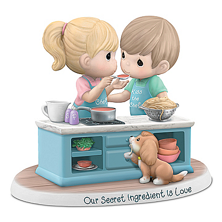 Precious Moments Our Secret Ingredient Is Love Figurine