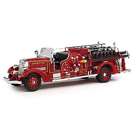 1:24-Scale Ahrens-Fox VC 1938 Diecast Fire Engine