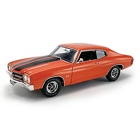 1:18-Scale 1970 Chevelle SS 454 Diecast Car