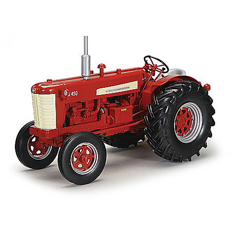 1:16-Scale Farmall W450 Wide Front Diecast Tractor