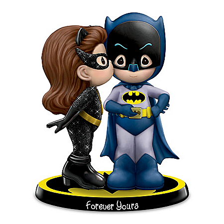 Precious Moments BATMAN Classic TV Series Porcelain Figurine