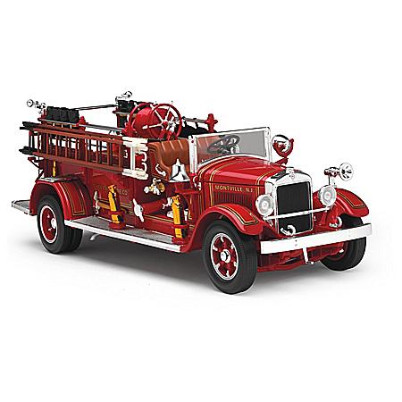 1:24-Scale 1932 Buffalo Type 50 Diecast Fire Engine