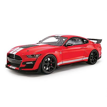 1:18-Scale 2020 Highly Detailed Ford Shelby GT500 Sculpture