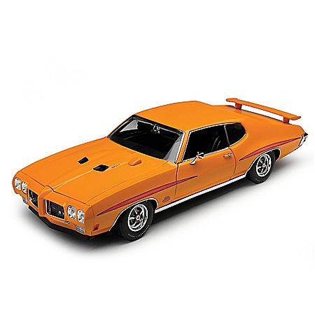 1:18-Scale 1970 Pontiac GTO Judge Diecast Car