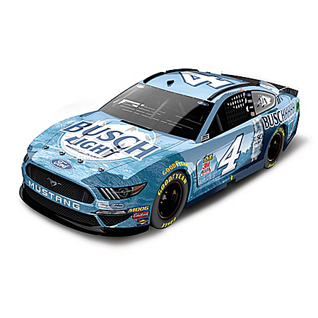 1:24-Scale Kevin Harvick No. 4 Busch Light 2020 Diecast Car