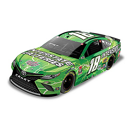 1:24-Scale Kyle Busch 2020 Interstate Batteries Diecast Car