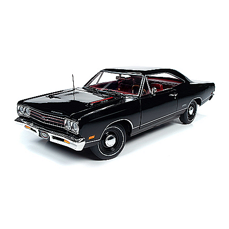 1:18-Scale 1969 Plymouth GTX Hardtop Diecast Car