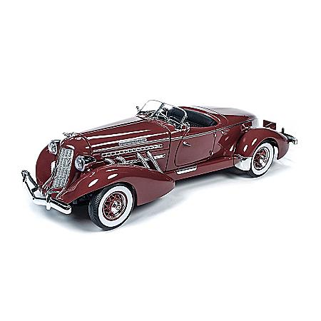1:18-Scale 1935 Auburn 851 Boattail Speedster Diecast Car