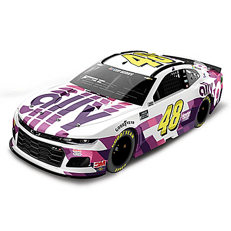 Jimmie Johnson No. 48 Ally White 2020 Diecast Car