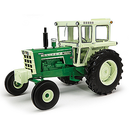1:16-Scale Oliver 1955 Wide Front Diesel Cab Diecast Tractor