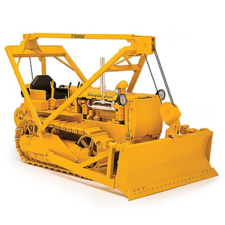 1:16-Scale Caterpillar Diesel D4 Diecast Tractor