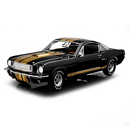 1:18-Scale 1966 Ford Shelby GT350-H Diecast Car