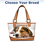 Faithful Friend Dog Lover's Tote Bag