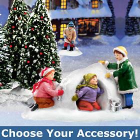 Hawthorne Village Winter Accessories