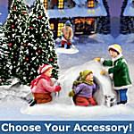 Hawthorne Village Winter Accessories - Holiday Home Decor
