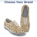 Dog Art Women's Sneakers