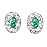 The Legend Of The Emerald Earrings