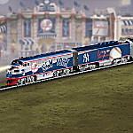 Bradford Exchange Choose Your Team! Major League Baseball Train Collection