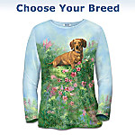 Shih Tzu Doggie Dreams Women's Shirt