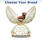 Faithful Friend Collectible Music Box: Pet Dog Lover Gift Idea