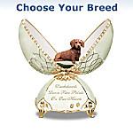 Faithful Friend Collectible Music Box: Pet Dog Lover Gift Idea