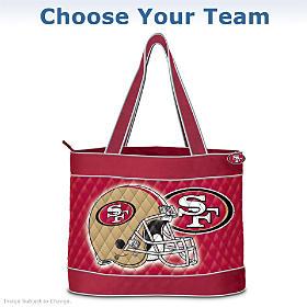 NFL Team Tote Bag
