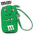 M&MS Fun Mini Wristlet