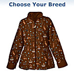 Playful Pups Women's Jacket