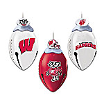 College Football FootBells Ornament Collection