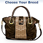 Valentines Gifts Handbag: Puppy Love Handbag