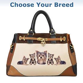 Fashion's Best Friend Handbag