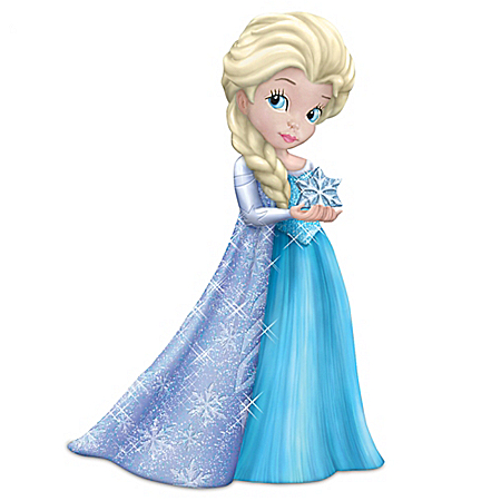 Disney FROZEN Customize Your Figurine Collection by The Bradford Exchange Online - Lovely Exchange