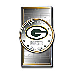 Official NFL Team Silver Dollar Money Clip