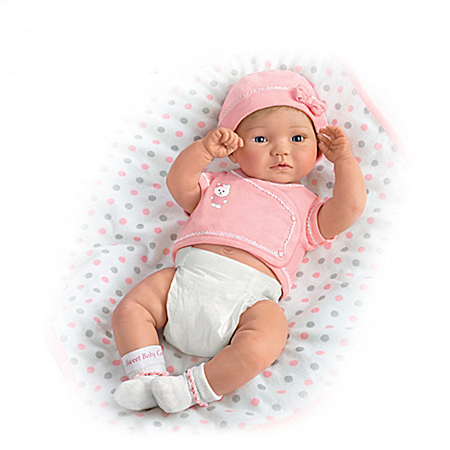 Photo of Little Ones To Love Lifelike Baby Doll by The Bradford Exchange Online