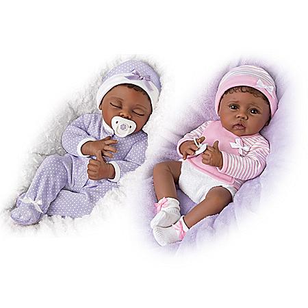 Linda Murray Lifelike Vinyl Baby Doll: Choose Your Baby Doll
