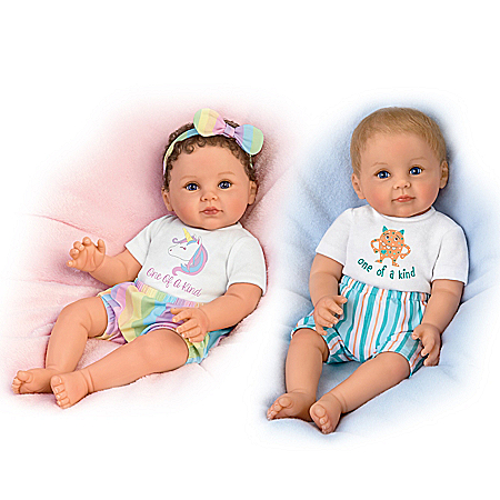 One Of A Kind Baby Doll: Choose Your Baby Doll