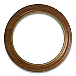 Van Hygan & Smythe Handcrafted Richfield Plate Frame